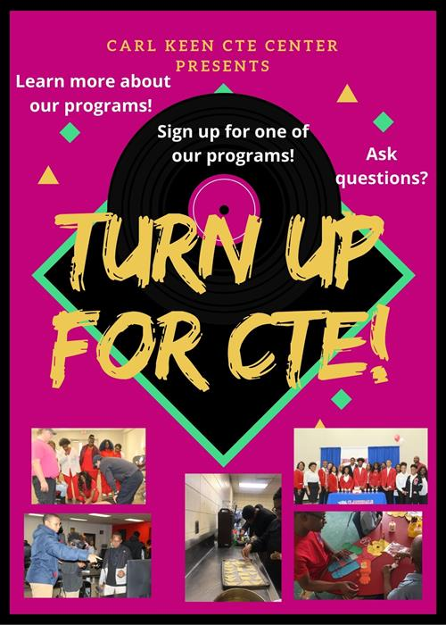 February is CTE Month!