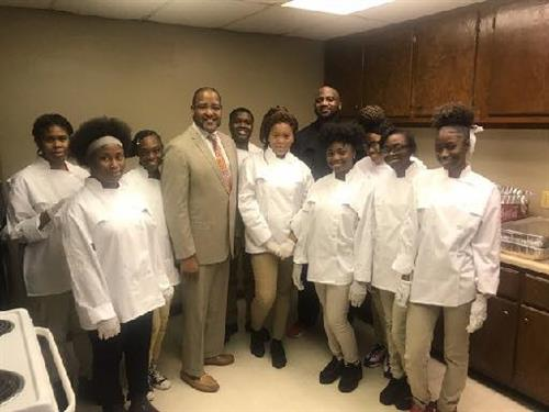 Culinary Serves at Coahoma Opportunities RSVP Luncheon