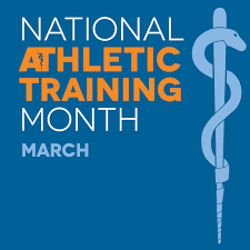 National Athletic Training Month is March 2019!