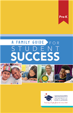 Family Guide for Student Success Pre-K